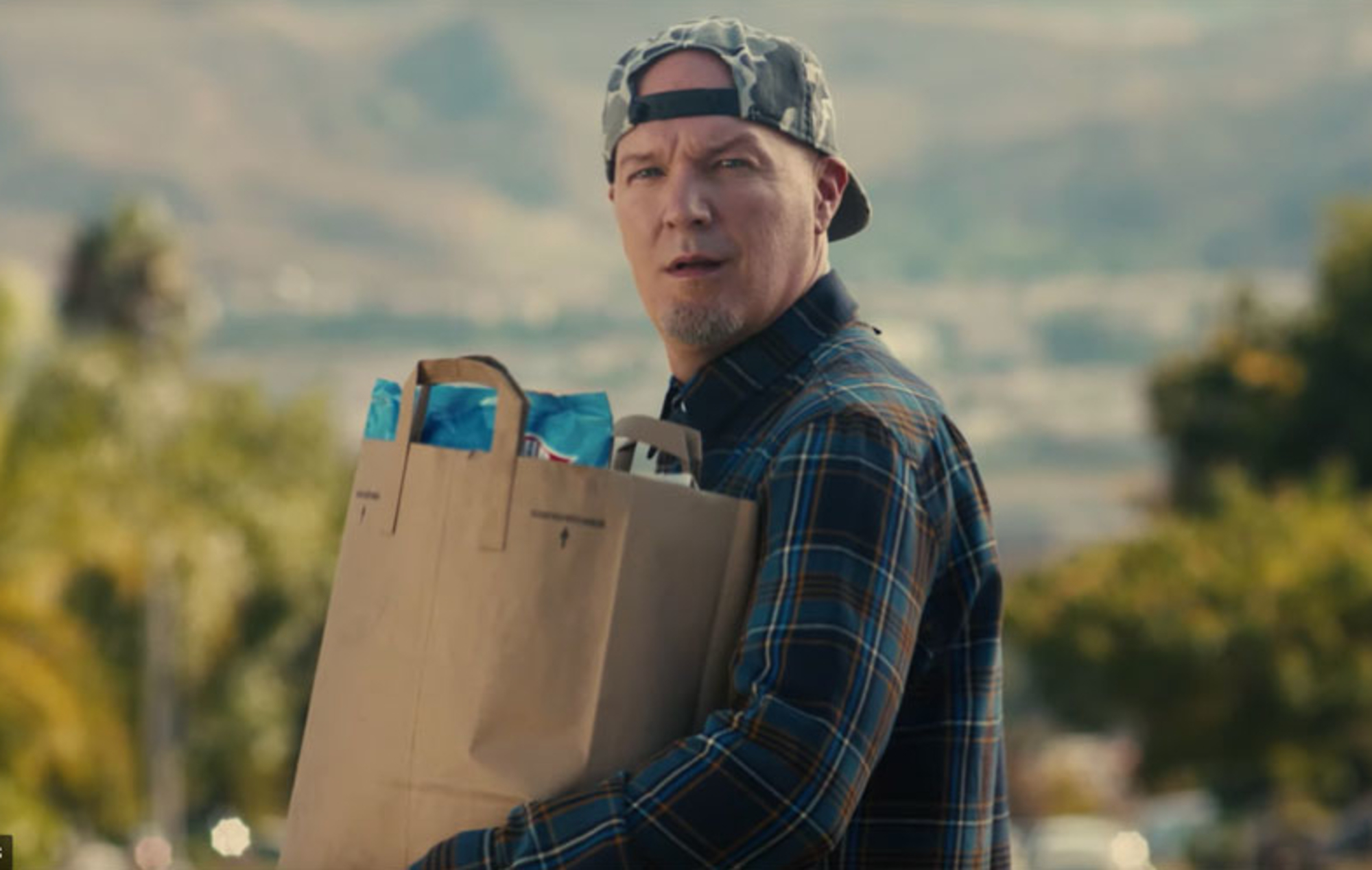 fred durst in new commercial that pokes at limp
