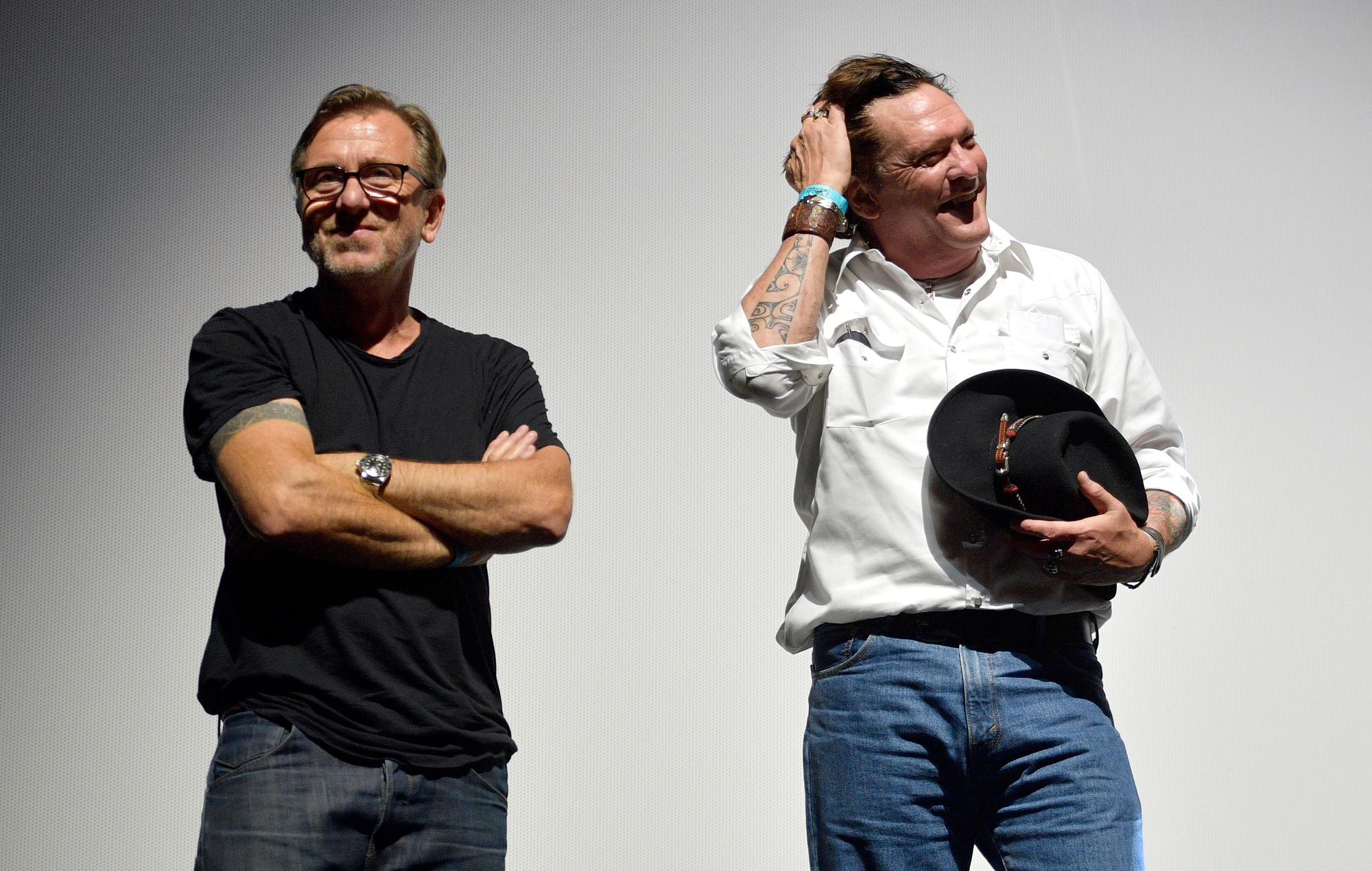 "Michael Madsen almost turned down role in 'Reservoir Dogs' because he ""didn't want to get shot by Tim Roth"""