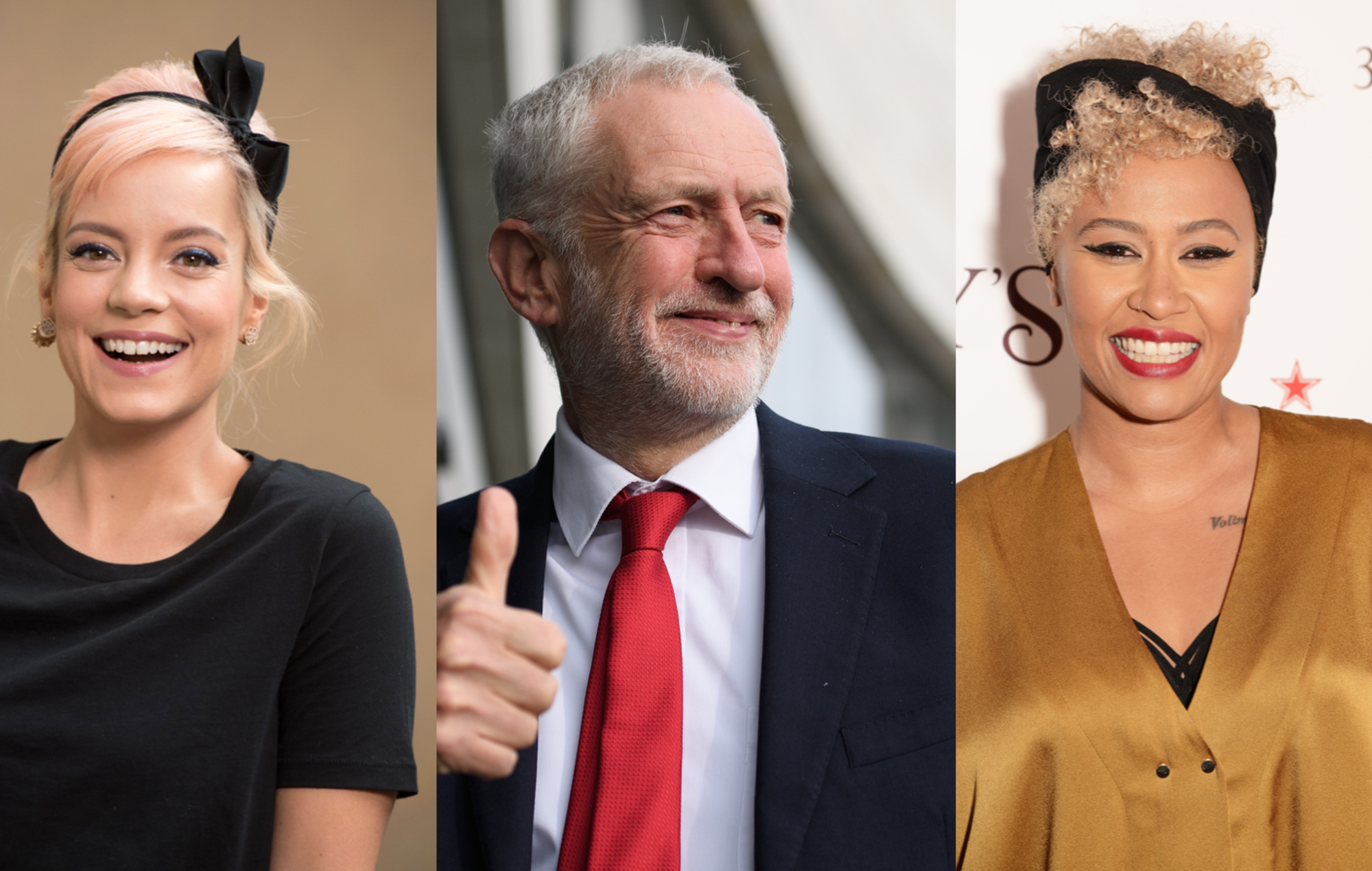 Jeremy Corbyn to launch charter for the arts with support from Lily Allen, Emeli Sandé and Ken Loach