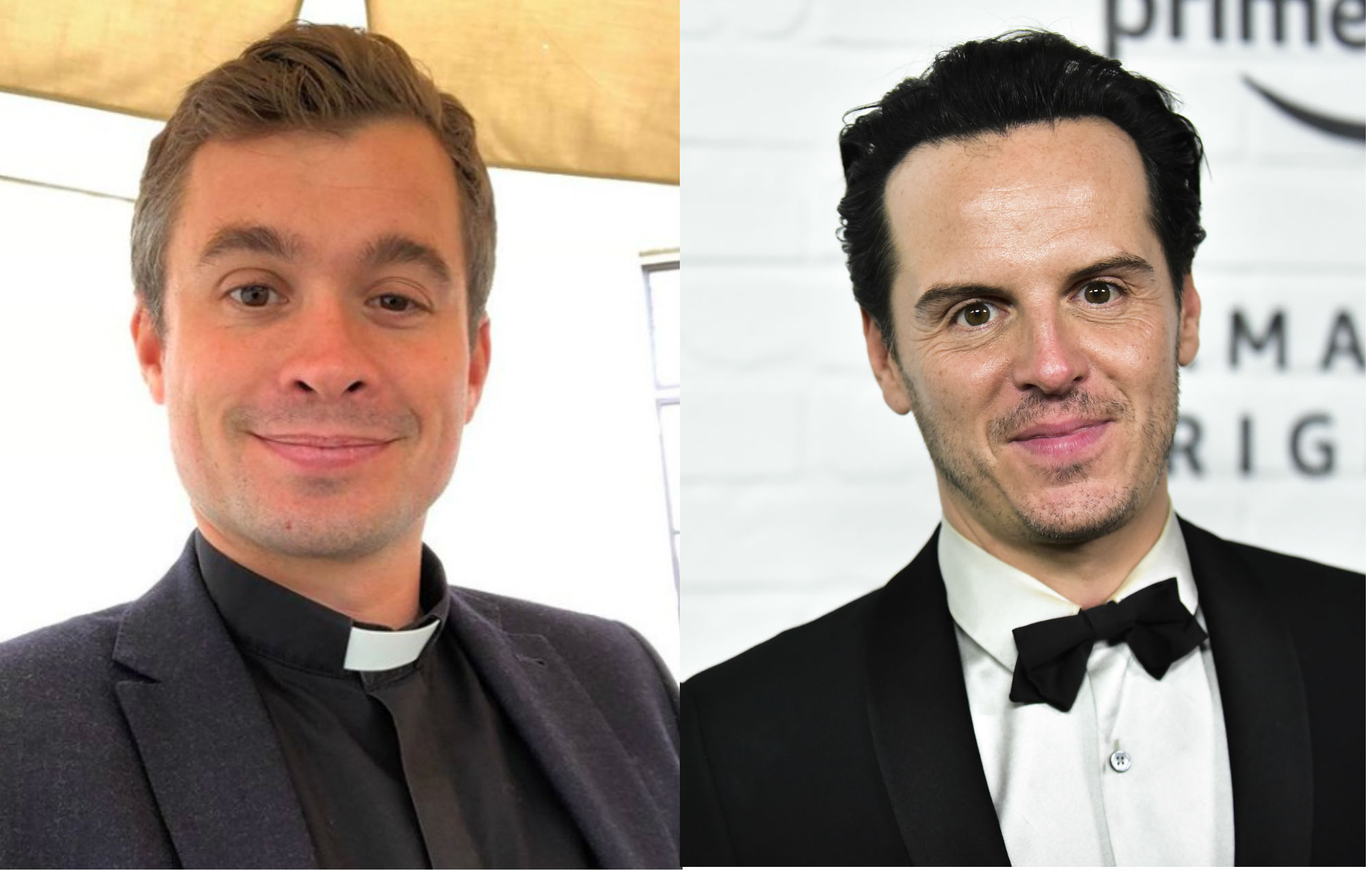 'Fleabag' Hot Priest look-a-like vicar tired of getting 'unsolicited nudes' from fans