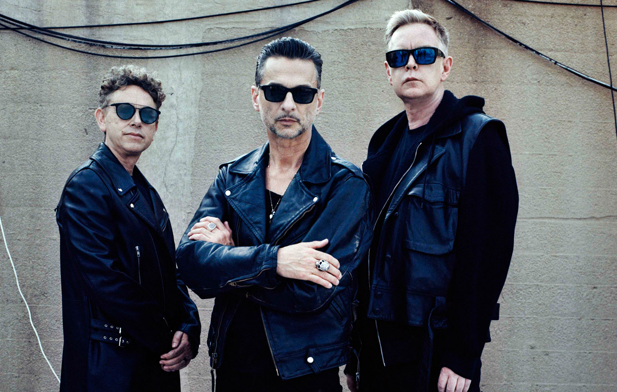 """Anton Corbijn on his new Depeche Mode film: """"They're the biggest cult band in the world"""""""