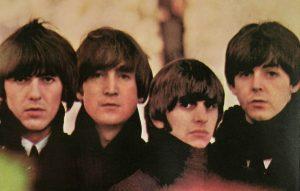 Robert Freeman Beatles