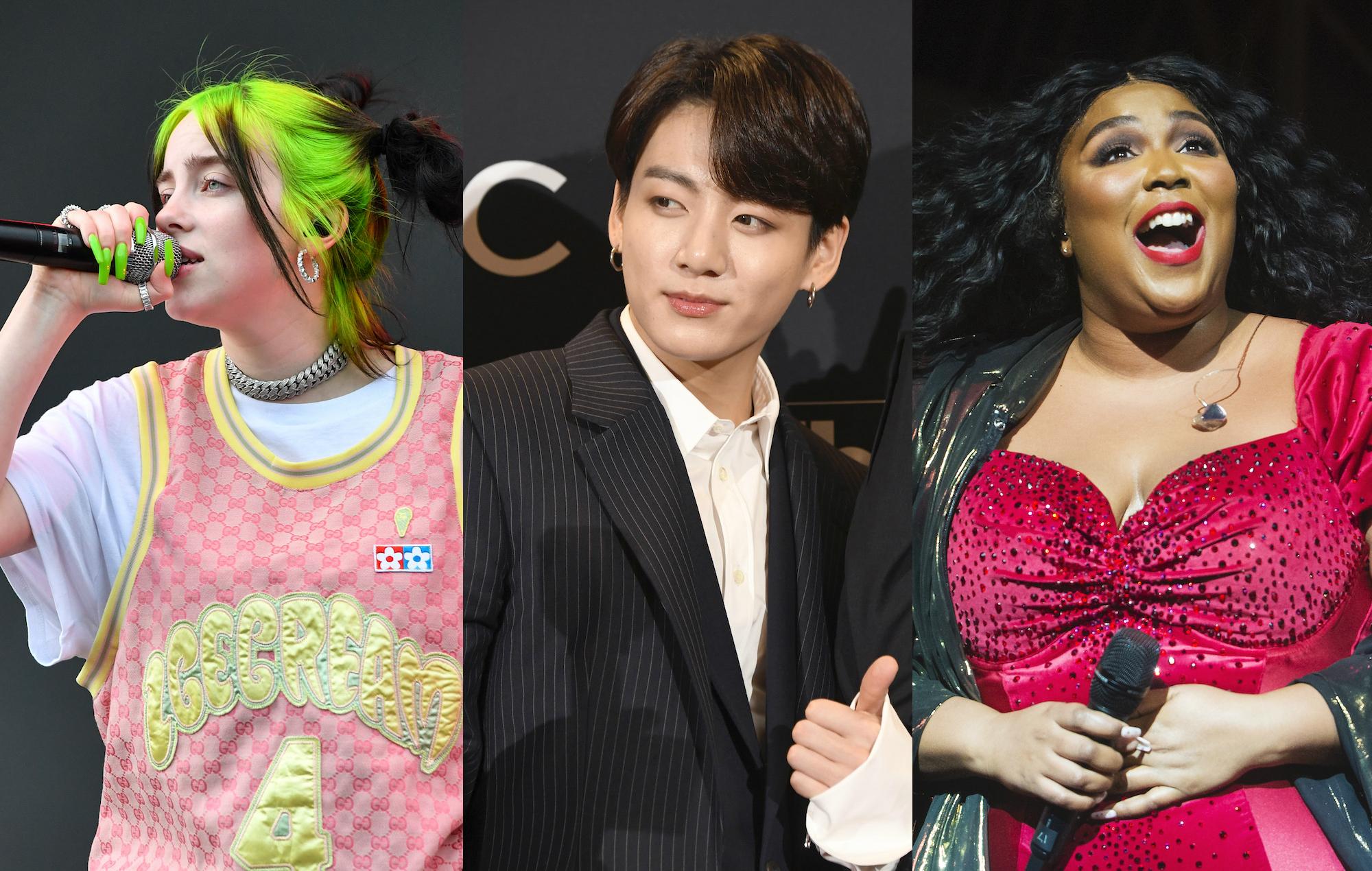 Grammys 2020 nominations: A Billie Eilish clean sweep, BTS snub and Lizzo shocker