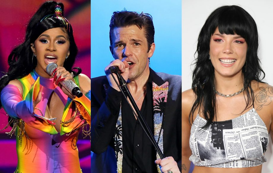 Best Rock Albums 2020.Cardi B The Killers And Halsey All The Best New Albums Of 2020