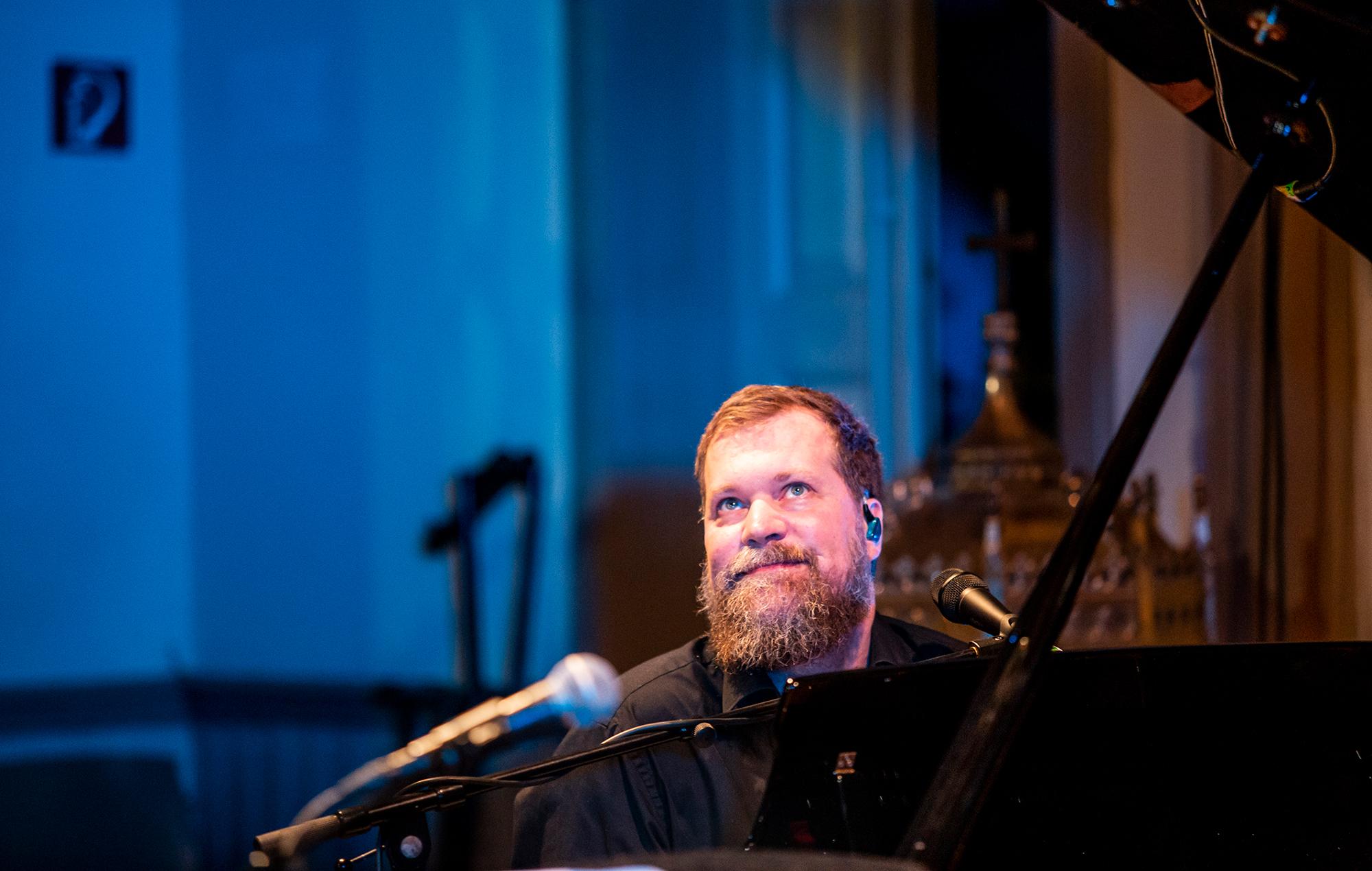 John Grant at Iceland Airwaves