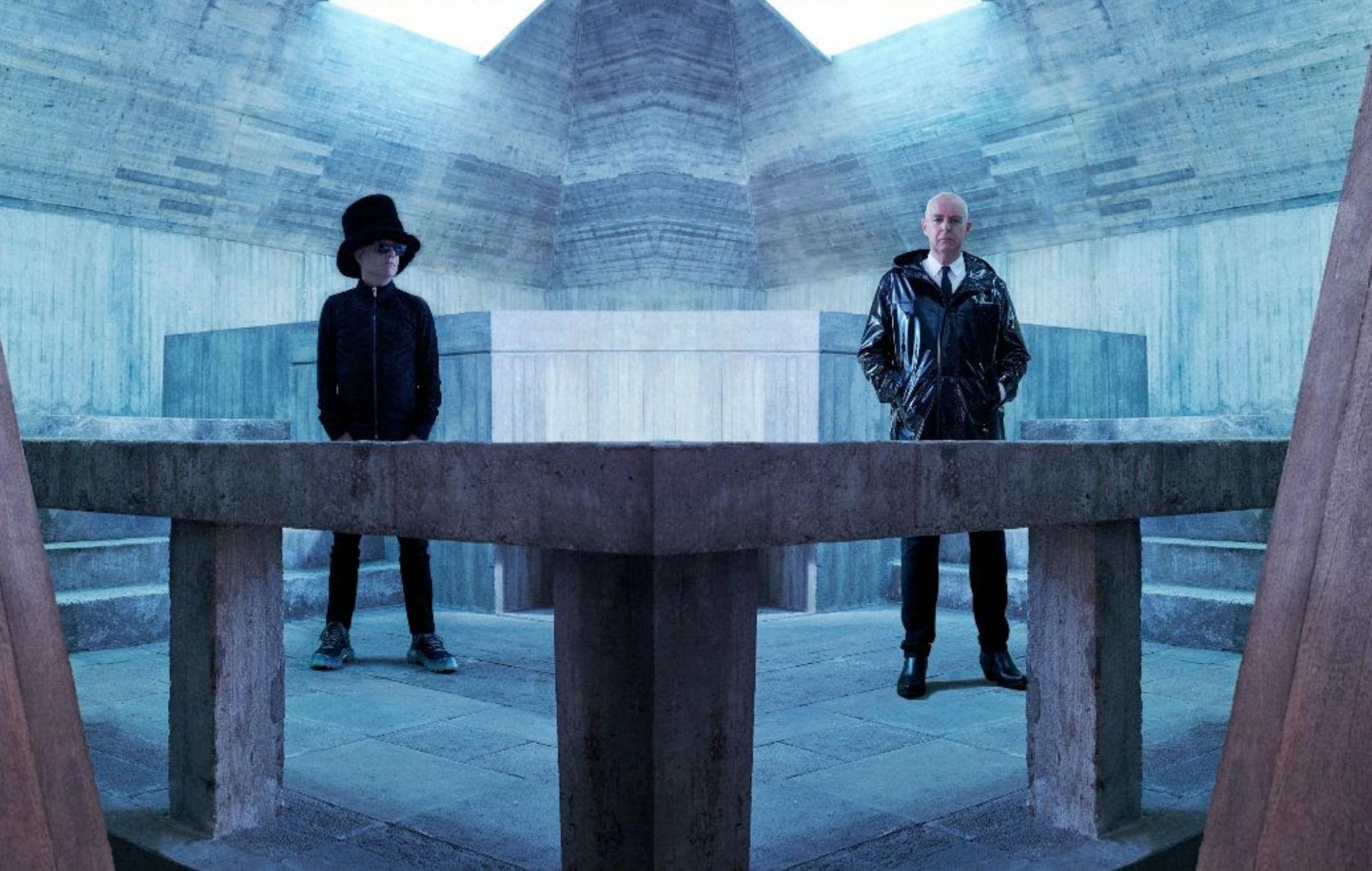 Pet Shop Boys announce new album 'Hotspot'