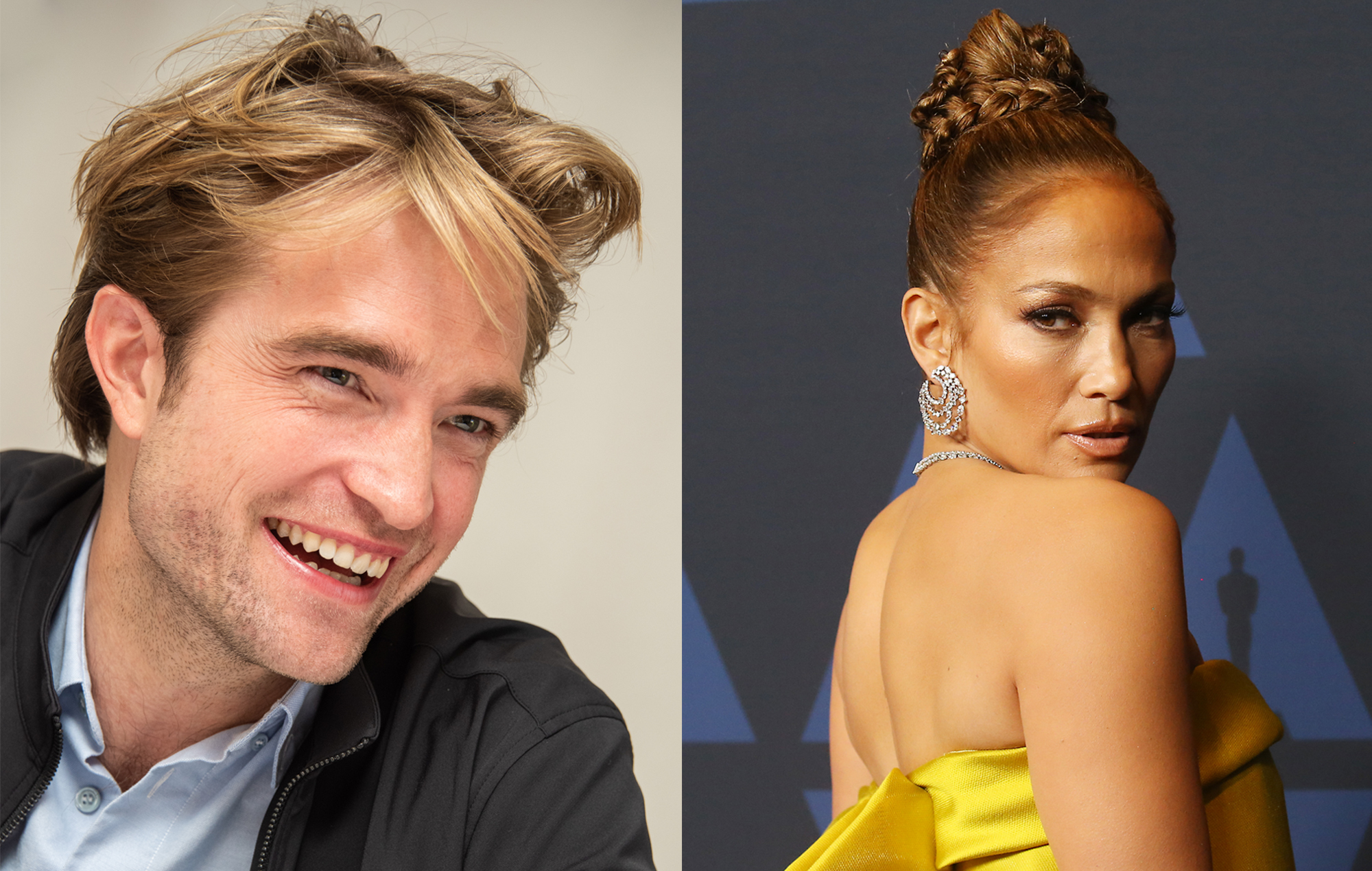 Robert Pattinson wants Jennifer Lopez to play Batman