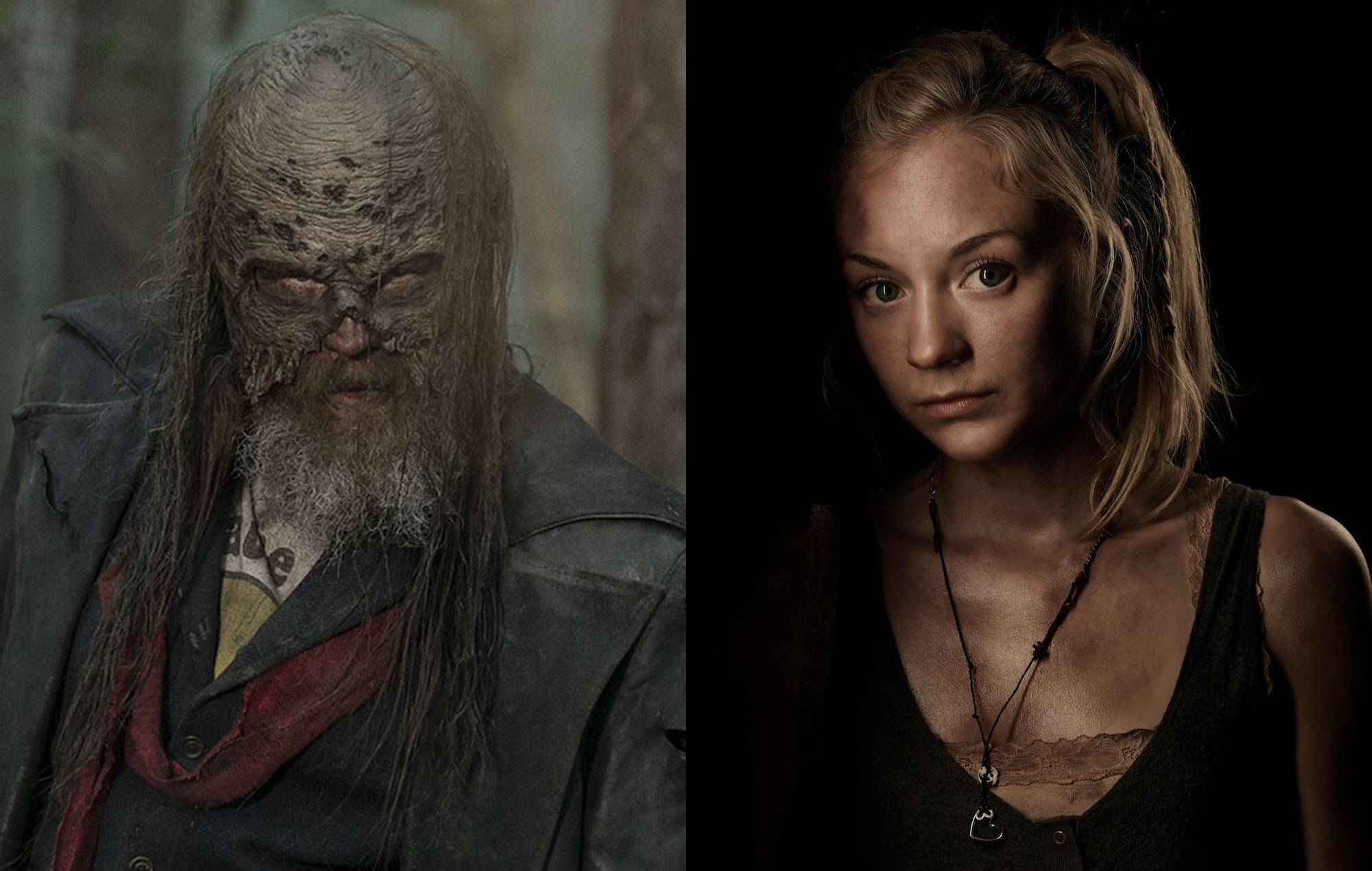New 'The Walking Dead' easter egg links Beta and Beth