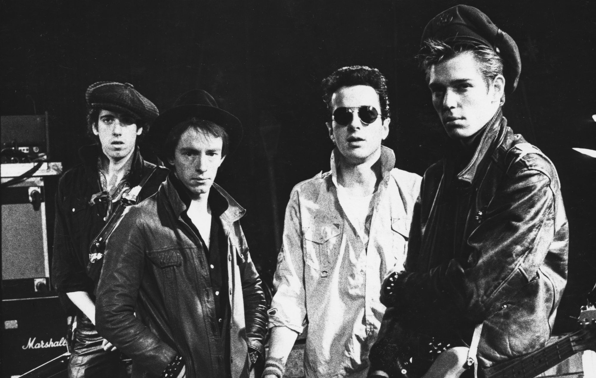 London Calling! Here's a look inside The Clash's brilliant new exhibition