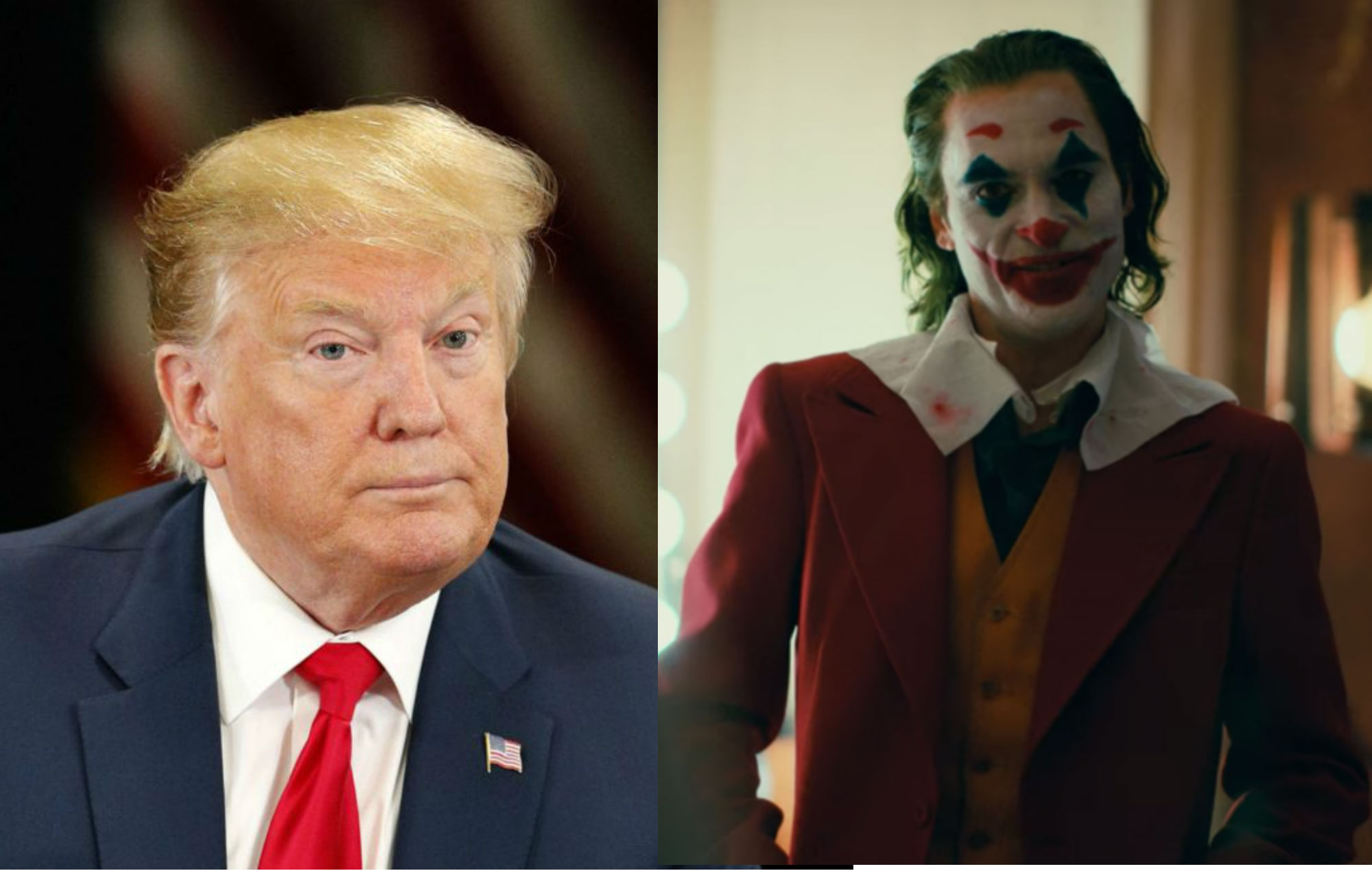 Donald Trump reportedly screened 'Joker' at the White House – and he's a fan