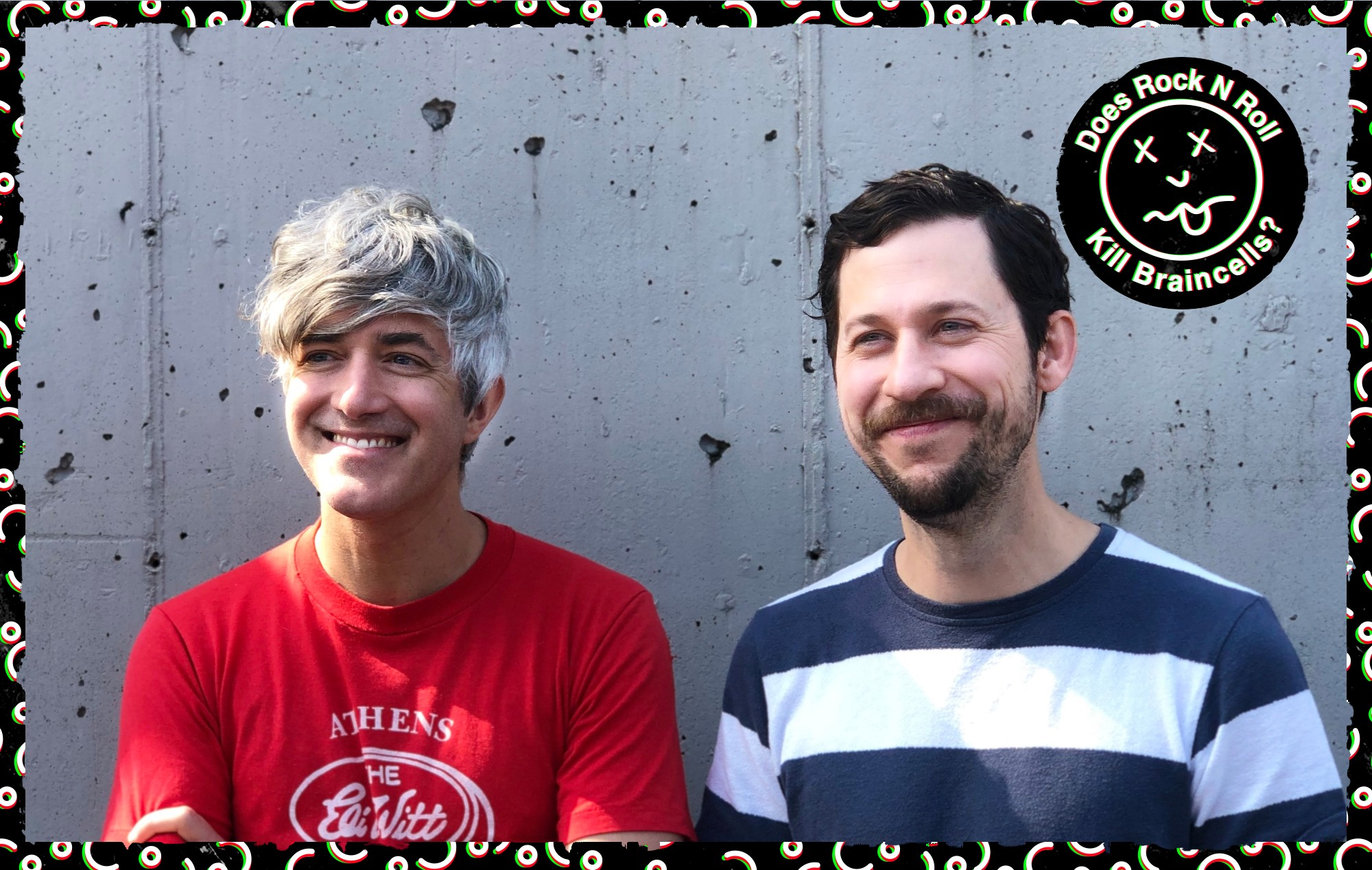 Does Rock 'N' Roll Kill Braincells?! – Keith Murray, We Are Scientists