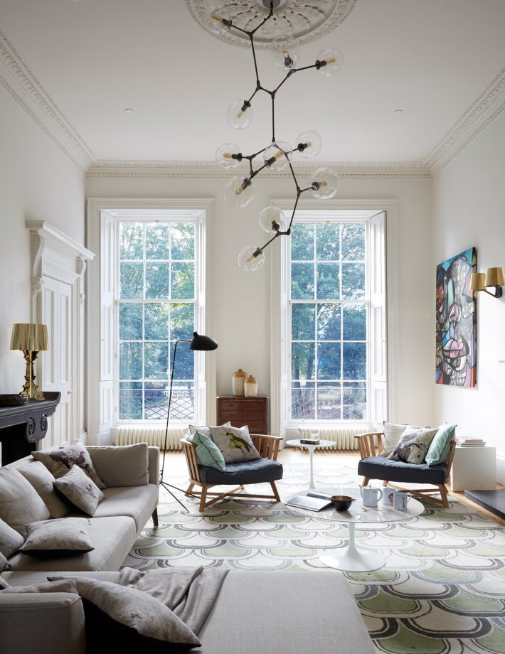 16 Chic, Grand And Elegant Living Room Ideas