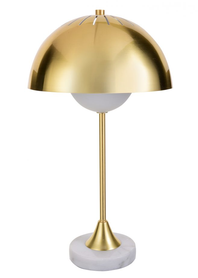 Edited choice six of the best brass table lamps dome table lamp 75 j by jasper conran at debenhams aloadofball Gallery