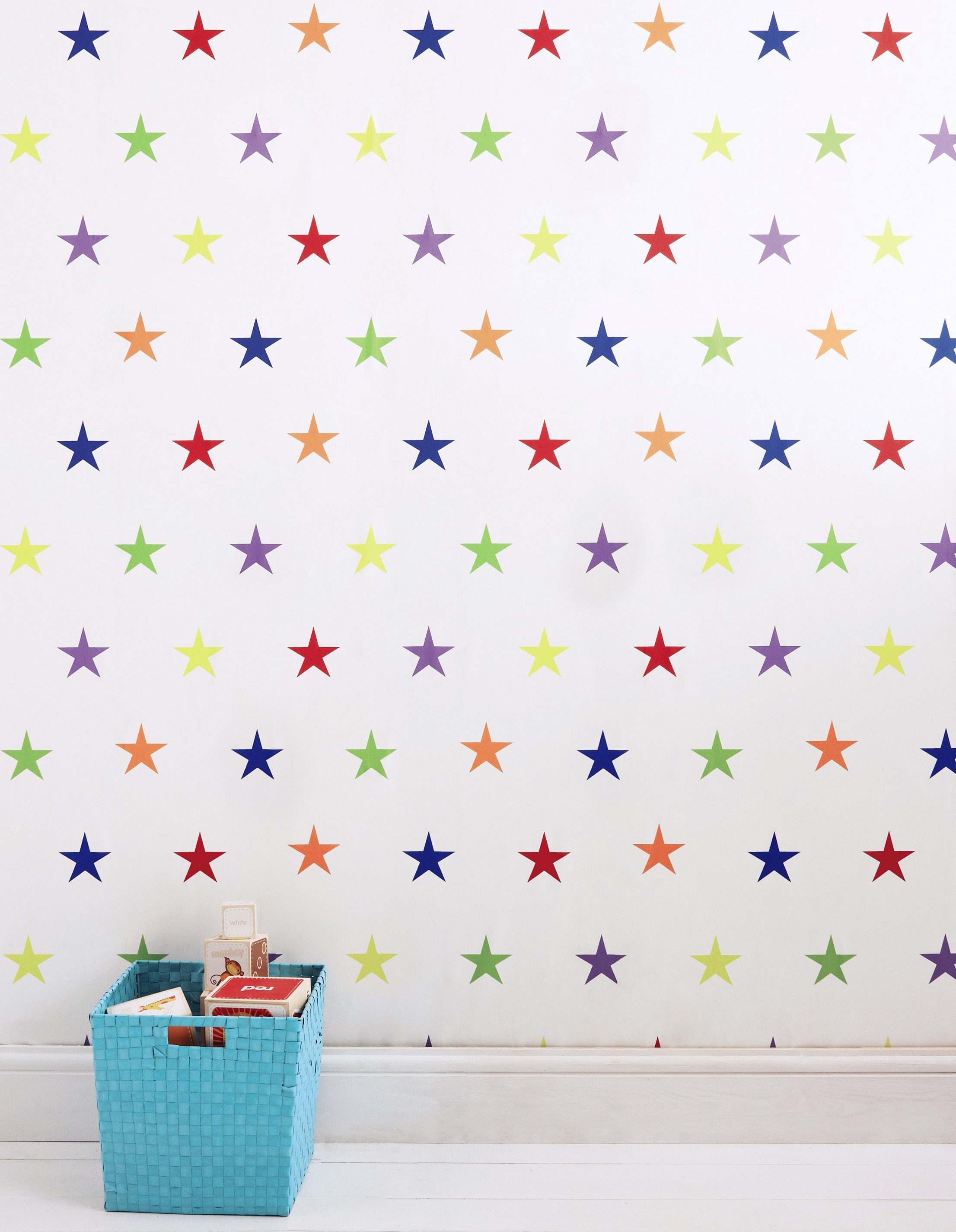 35 fun and funky wallpapers for kids rooms rainbow star by great little trading co 26 at john lewis product code 41377401 gumiabroncs Image collections