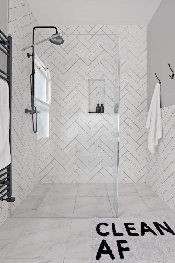 Cool Bathroom Tile Ideas From Metro