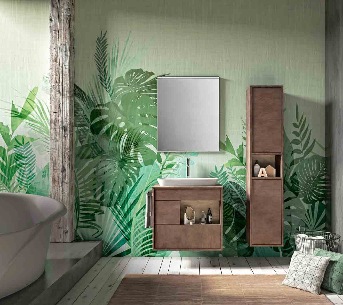 Beautiful Bathroom Color Schemes For 2018: The Latest Bathroom Trends And Bathroom Designs For 2019