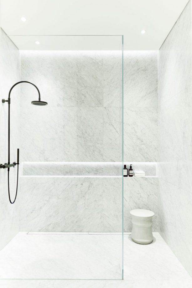 Modern Monochrome Bathroom Ideas Black White