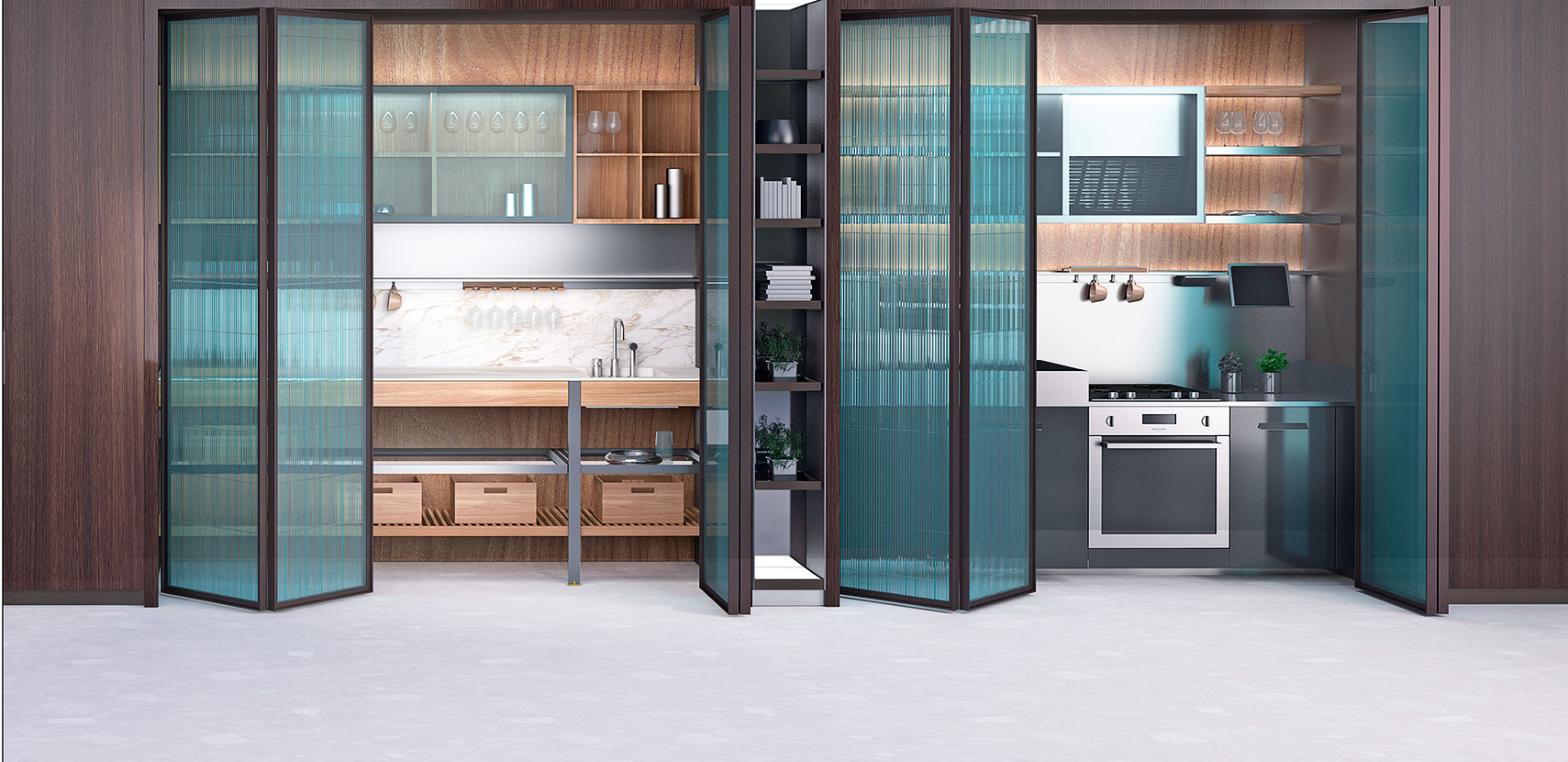 Breaking: The latest kitchen design trends for 2019
