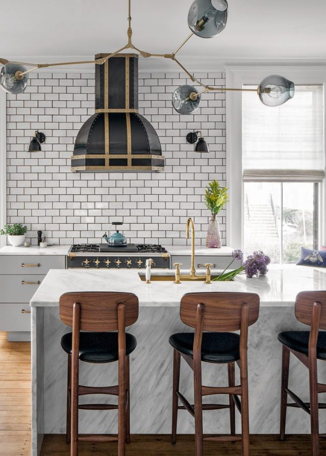 BRASSED OFF: BEAUTIFUL KITCHEN IDEAS