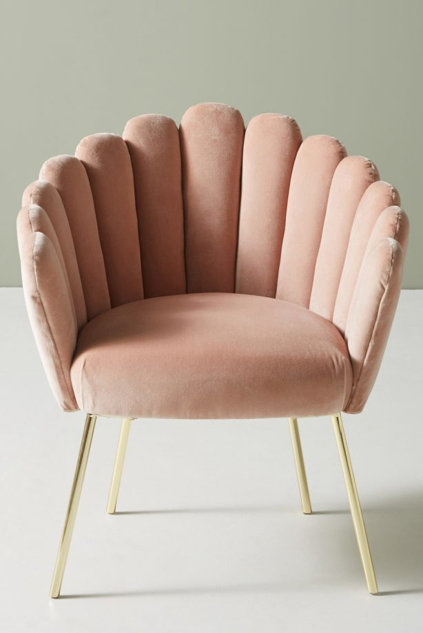 A WORD IN YOUR SHELL: THE BEST SCALLOPED ARMCHAIRS