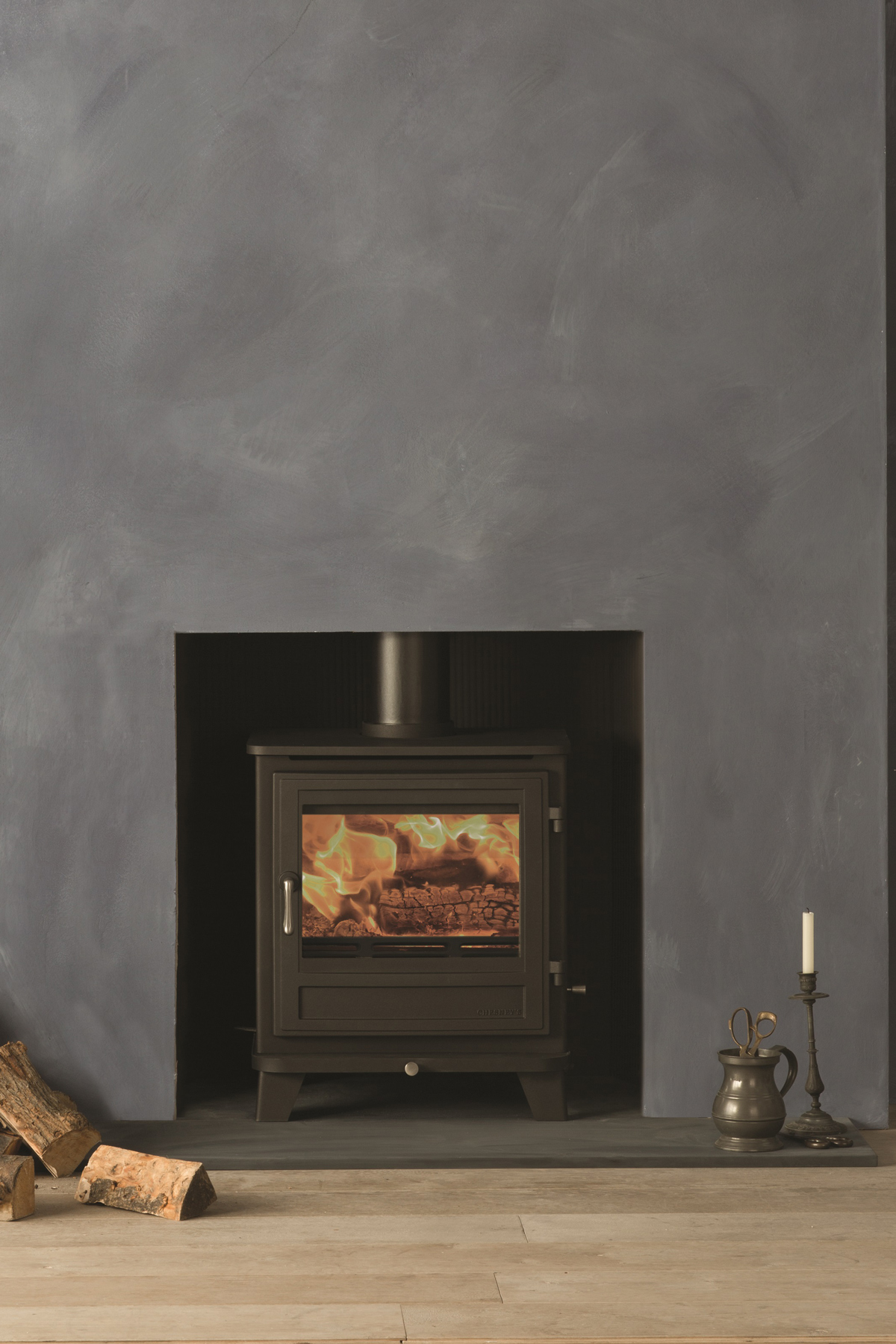 STYLISH STOVES WITH CLEAN AIR CREDENTIALS