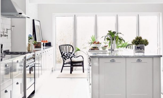 Explore these cool and clever kitchen extensions