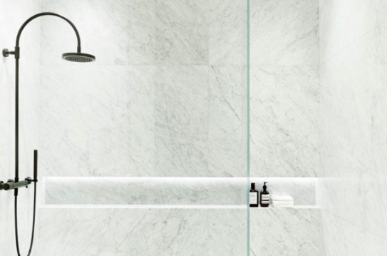 Step up your shower style with these stunning shower room designs