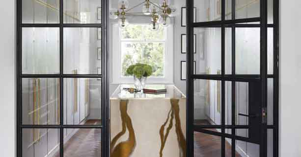 Crittall-Style Doors, Windows And Room Dividers