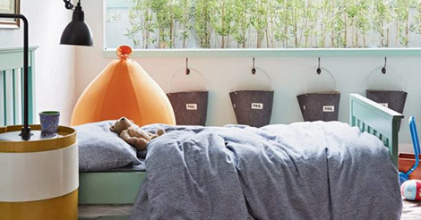 Fun Ideas for Cool Kids' Bedrooms