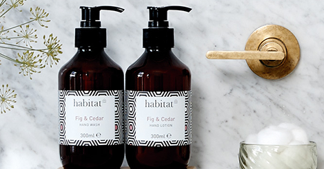 Pick up this gorgeous new Spa range with your food shop | Livingetc