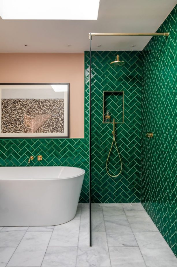 Cool Bathroom Tile Ideas From Metro